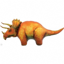 Triceratops Super Shape Foil Balloon